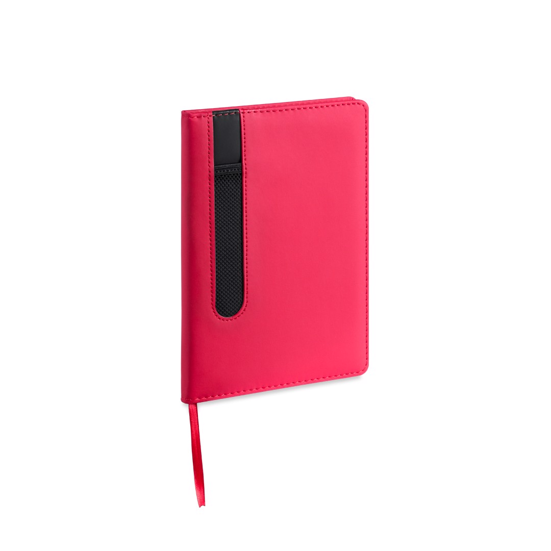 Bloc Notas Merton - Rojo