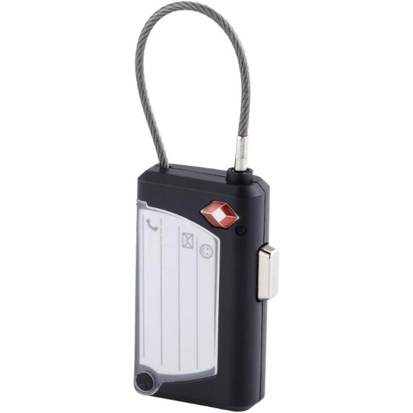 Cestovní zavazadlová visačka a zámek TSA Phoenix