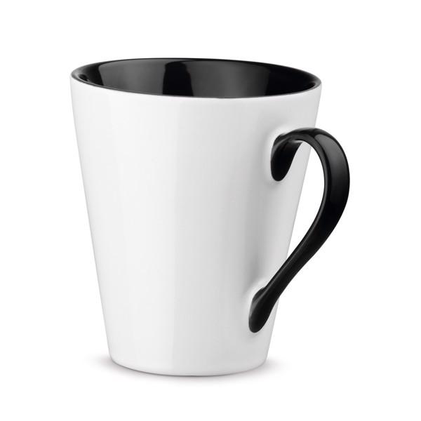 COLBY. Ceramic mug 320 ml