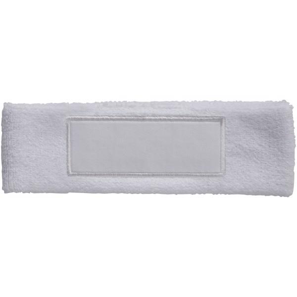 Roger fitness headband - White