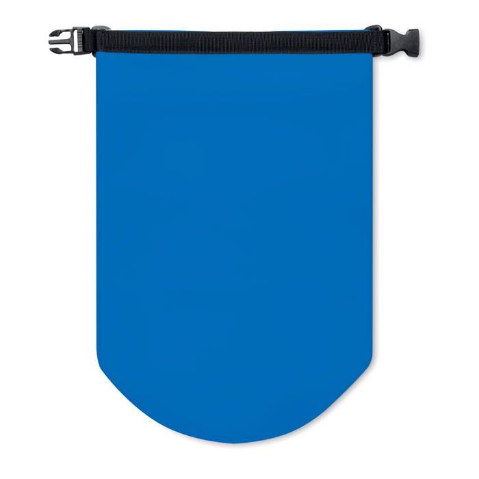 Wodoszczelna torba PVC 10L Scuba - niebieski