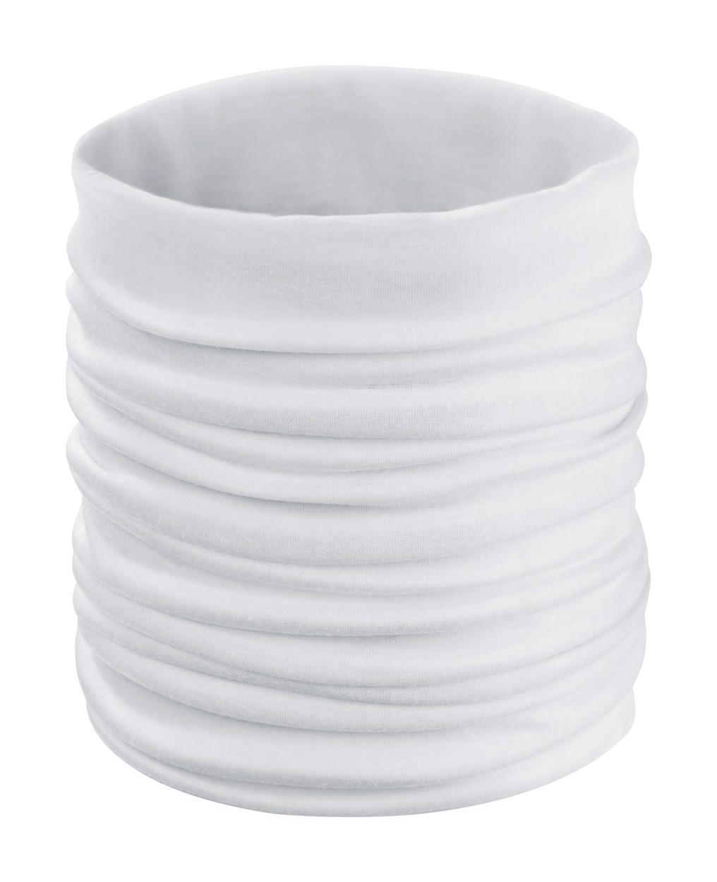 Víceúčelový Šátek Holiam - Bílá