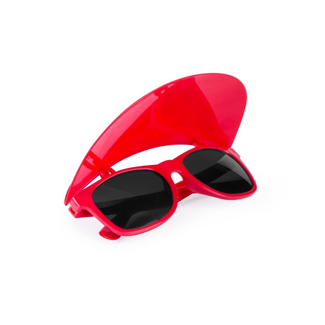 Gafas Sol Galvis - Rojo