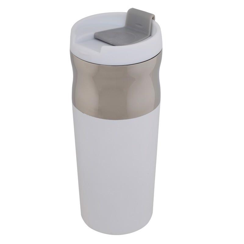 Kubek izotermiczny Ottawa 450 ml - Biały