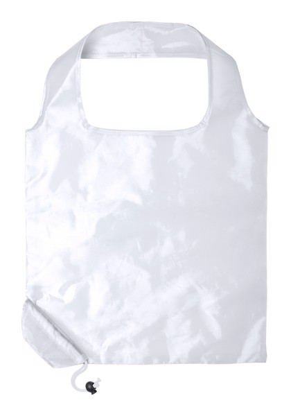 Foldable Shopping Bag Dayfan - White