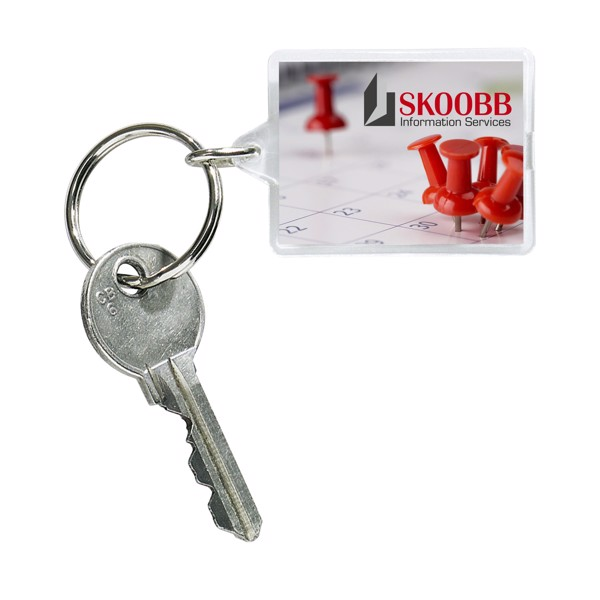 Top key ring