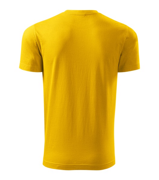 Tričko unisex Malfini Element - Žlutá / M