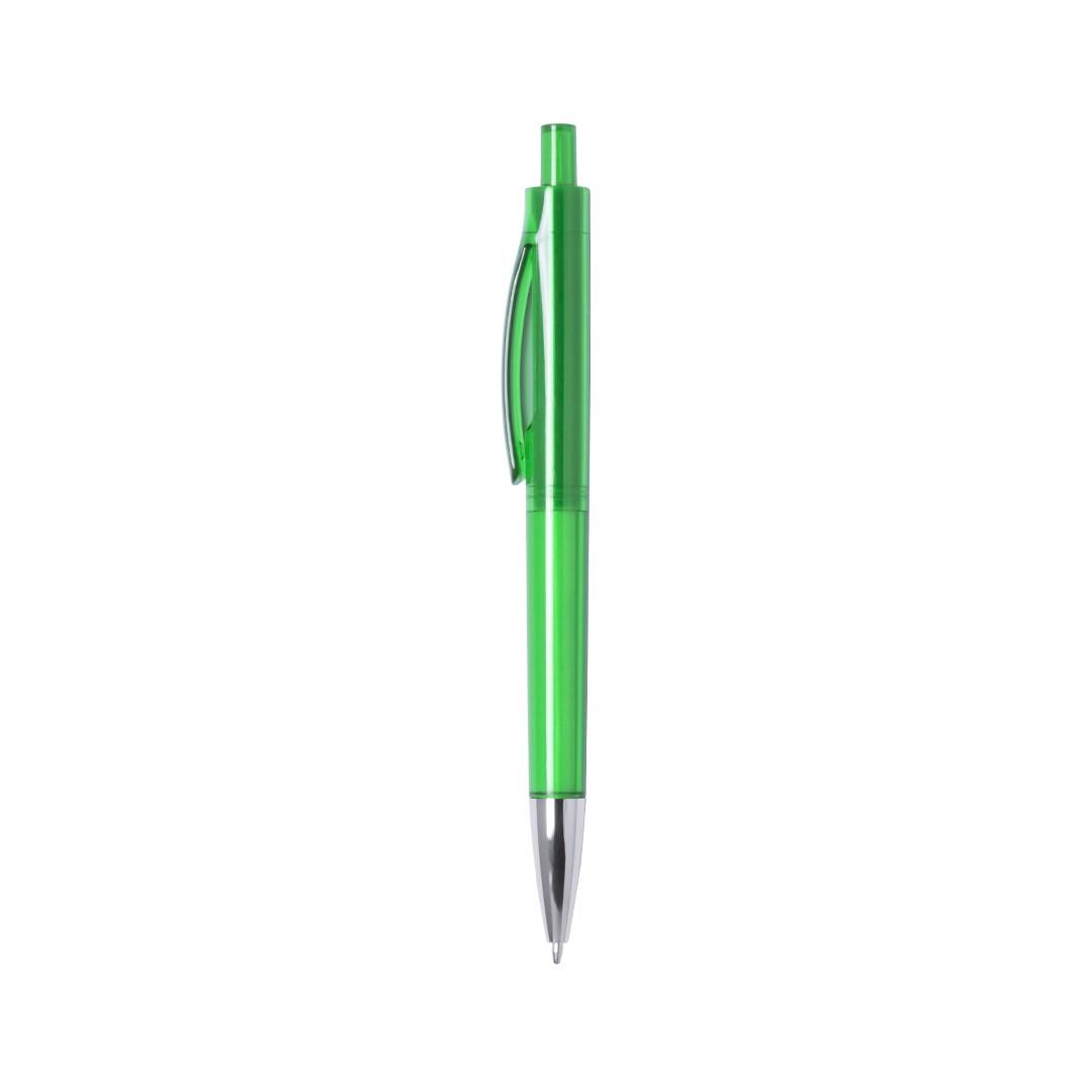 Bolígrafo Velny - Verde