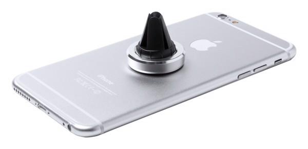 Držák Na Mobil Do Auta Aragor - Stříbrná