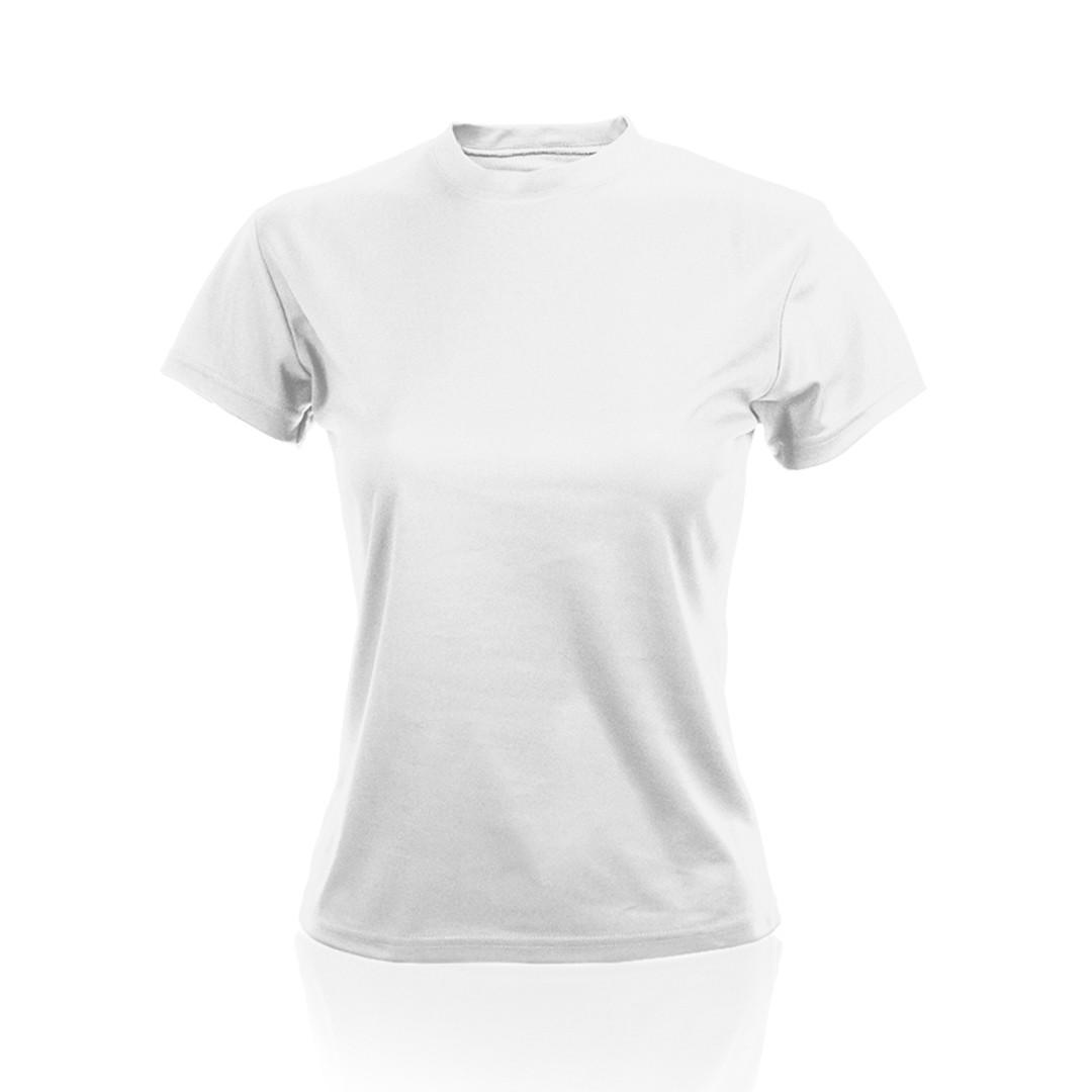 T-Shirt Mulher Tecnic Plus - Branco / M