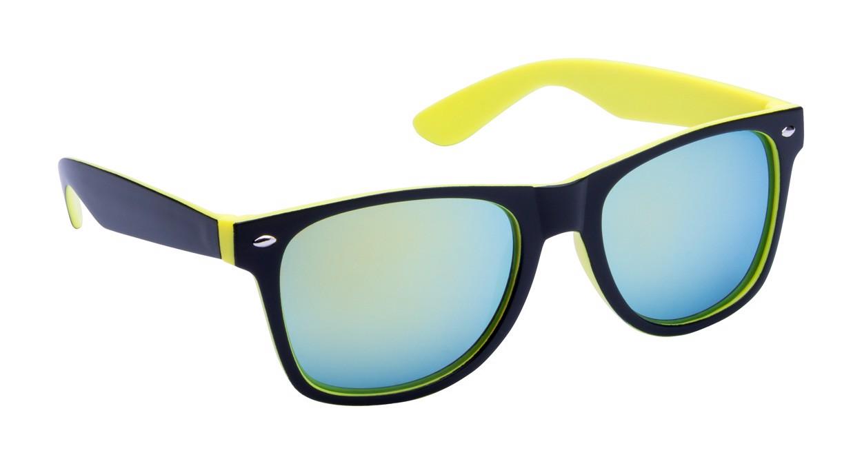 Sluneční Brýle Gredel - Žlutá / Černá