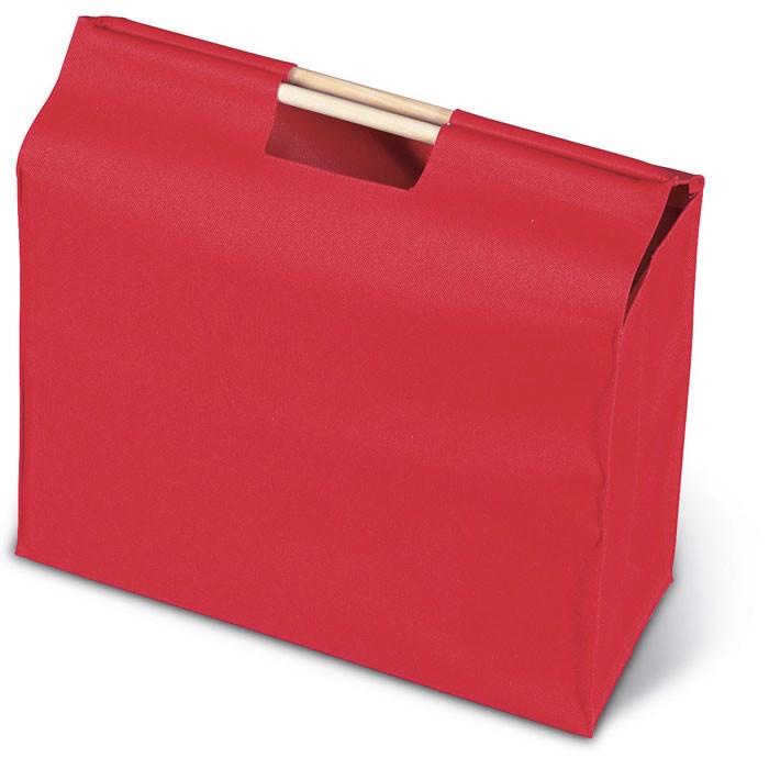 Shopping bag Mercado - Red