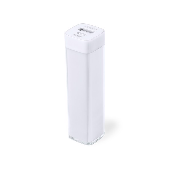 Power Bank Sirouk - Blanco