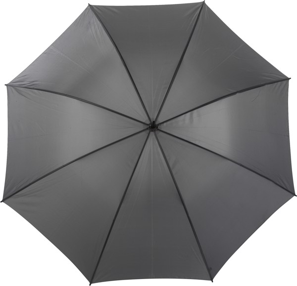 Polyester (210T) umbrella - Grey