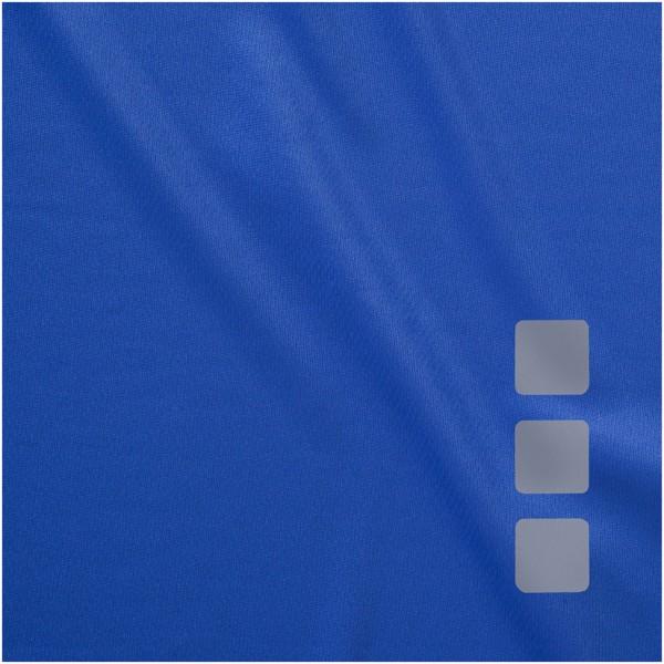 Dětské triko Niagara s krátkým rukávem, s povrchovou úpravou - Modrá / 116