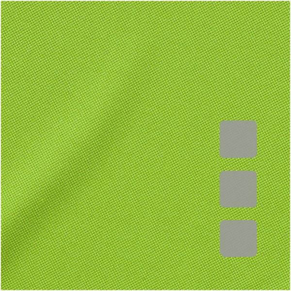 Dámská polokošile Ottawa s povrchovou úpravou odvádějící vlh - Apple Green / M