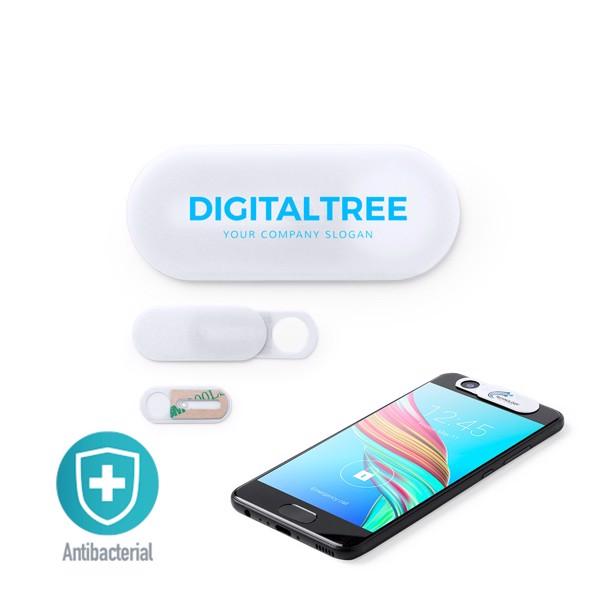 Tapa Webcam Antibacteriano Hislot