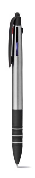 MULTIS. Στυλό διάρκειας - Σατέν Ασημί