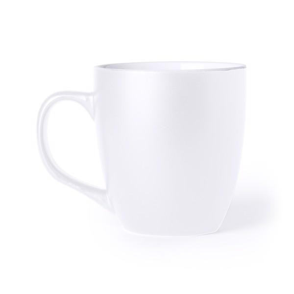 Mug Mabery - White