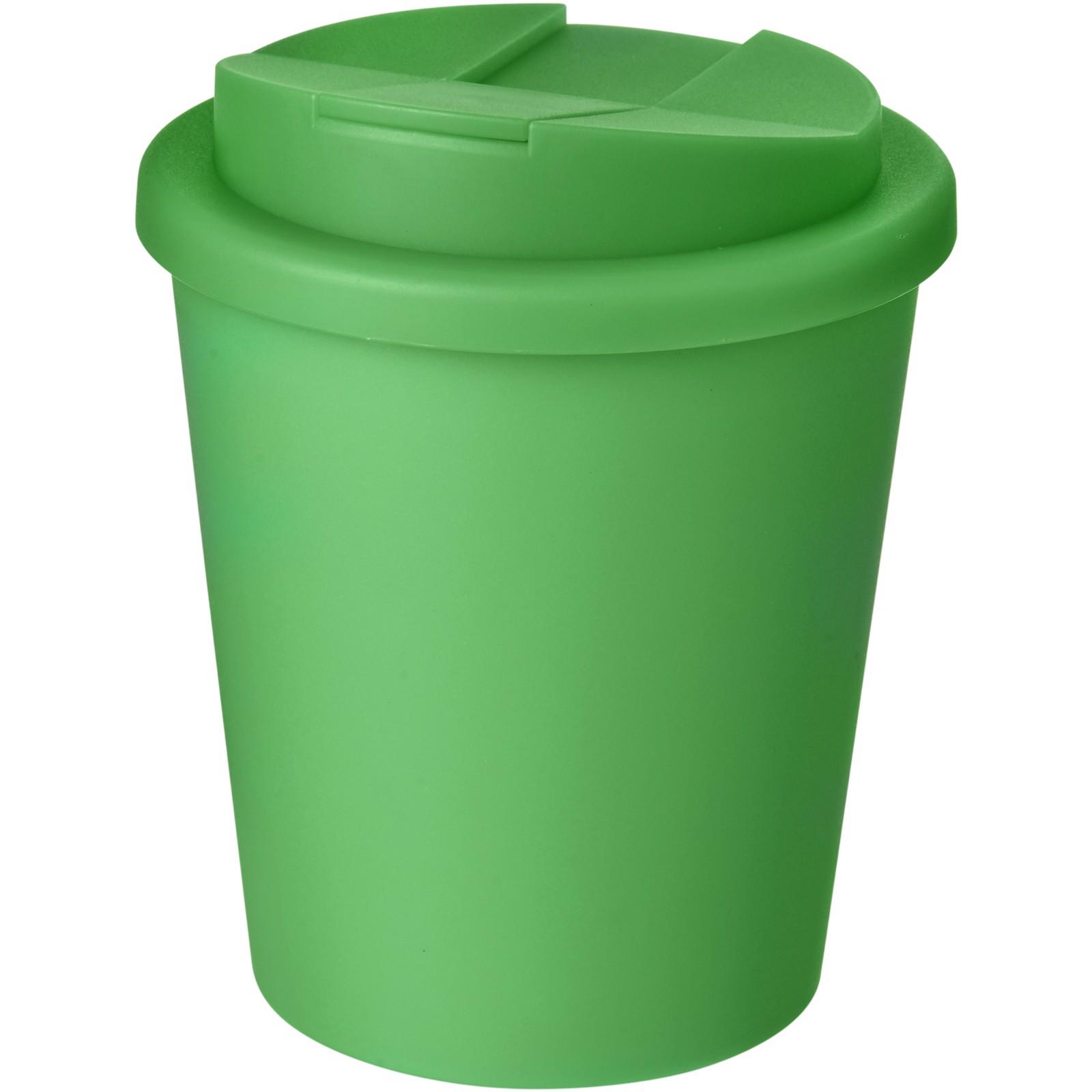 Americano Espresso® vaso 250 ml con tapa antigoteo - Verde
