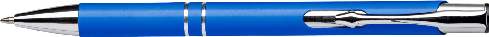 Aluminium ballpen - Light Blue
