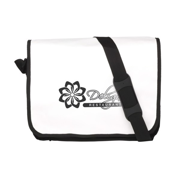 Brooklyn Shoulder Bag - White