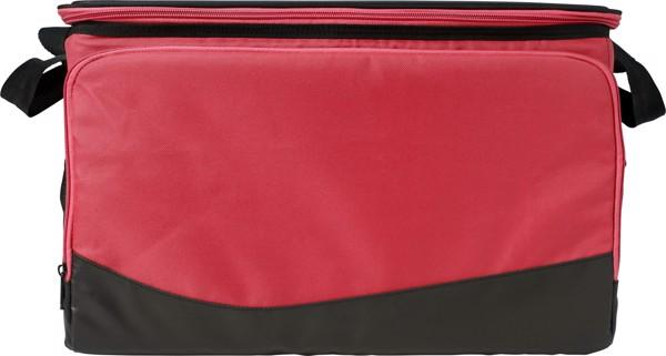 Kühltasche 'Arktis' aus Polyester - Red