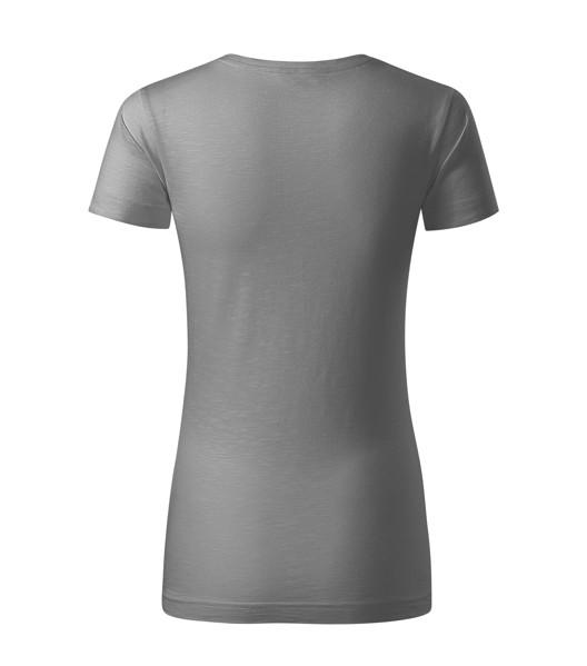 T-shirt women's Malfini Native - Antique Silver / 2XL