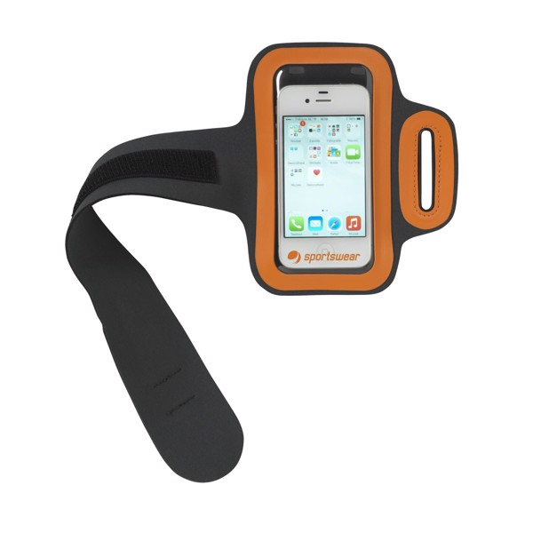 SportsCompanion armband - Orange
