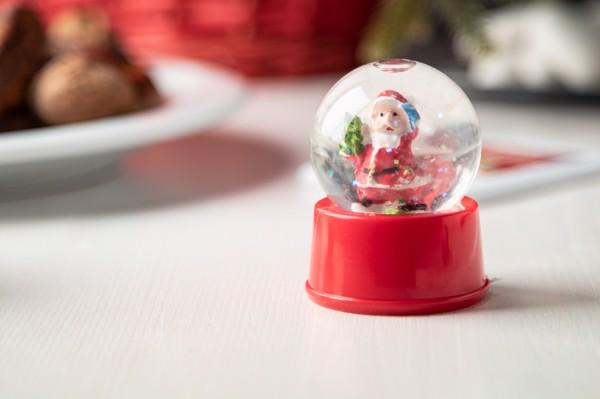 Snežna krogla Sasky - Red