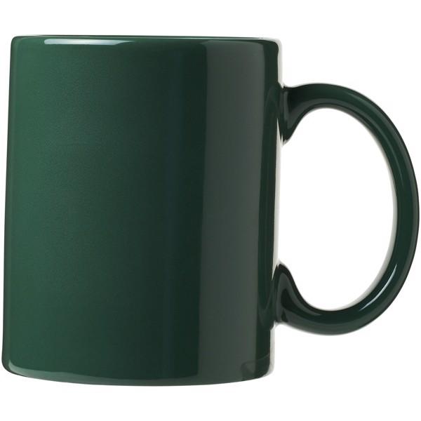 4-częściowy zestaw upominkowy Ceramic - Zielony