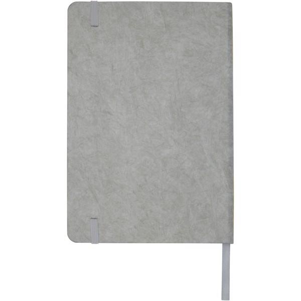 Breccia A5 poznámkový blok s kamenným papírem - Šedá