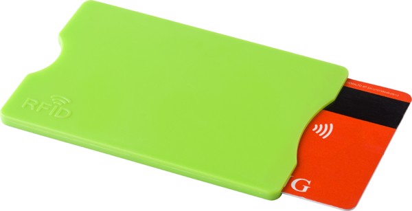PS card holder - Red