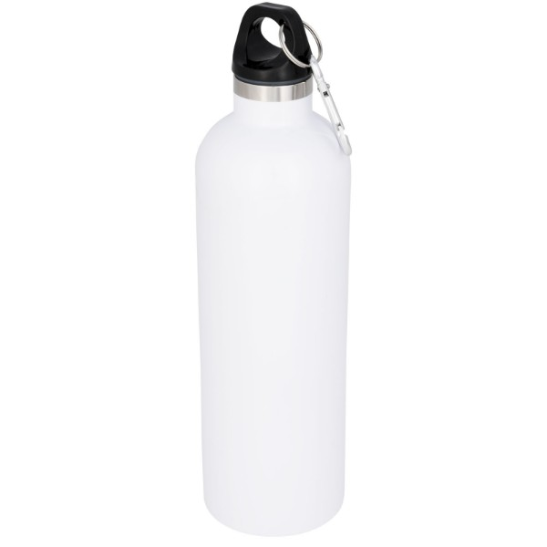 Atlantic 530 ml Vakuum Isolierflasche - Weiss