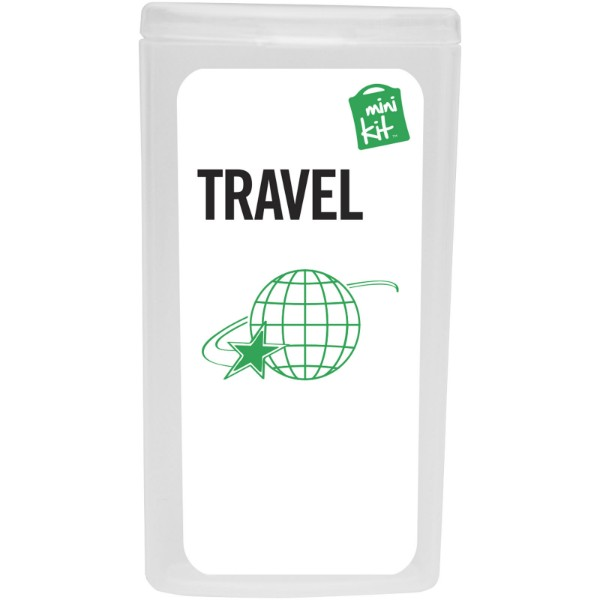 MiniKit Travel Set - White