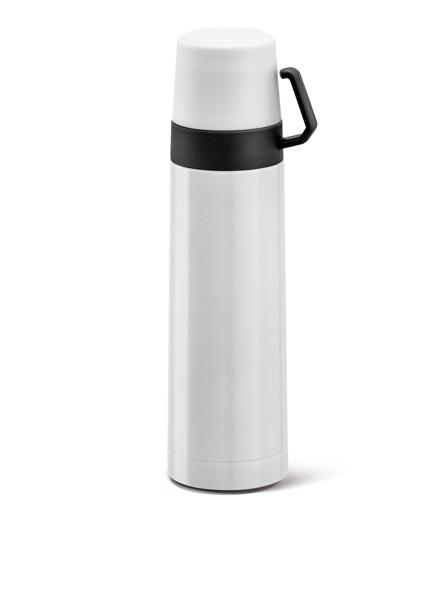 SAFE. Thermos bottle 490 ml - White