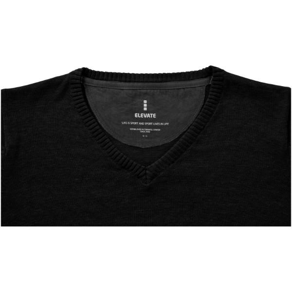 Pullover Col V femme Spruce - Noir / XXL