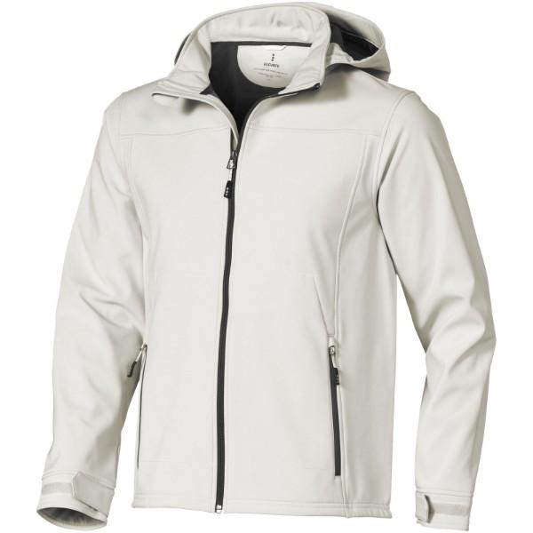 Softshellová bunda Langley - Větle šedá / XL