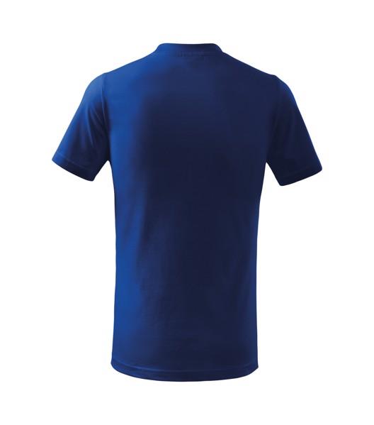 Tričko dětské Malfini Basic Free - Královská Modrá / 158 cm/12 let