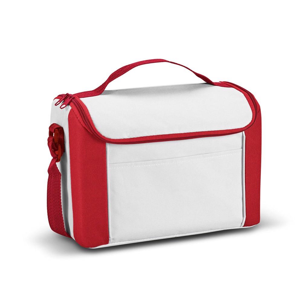 LUTON. Ισοθερμική τσάντα 600D - Κόκκινο