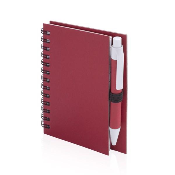 Caderno Pilaf - Amarelo