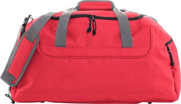 Polyester (600D) sport/travel bag
