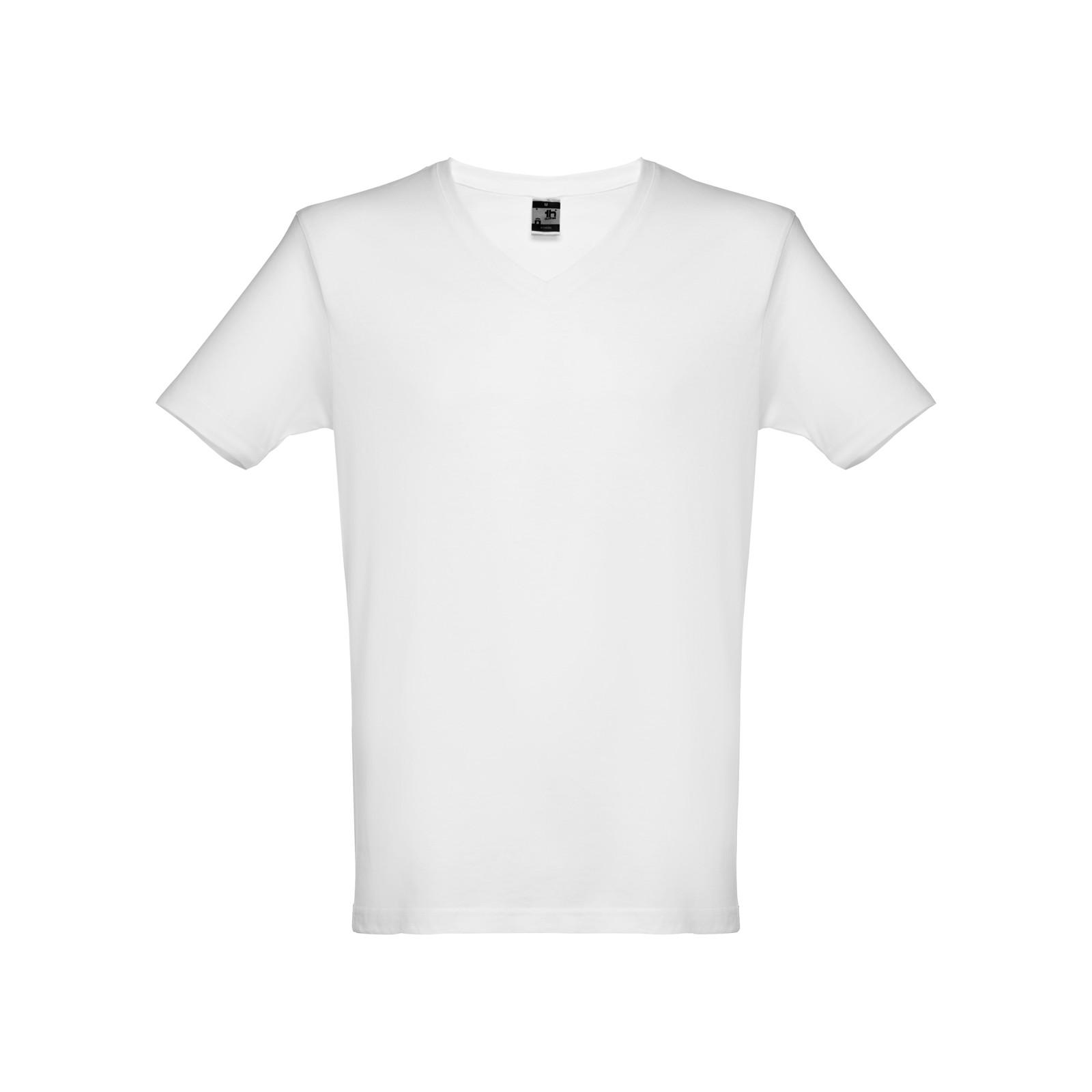 THC ATHENS WH. Pánské tričko - Bílá / S