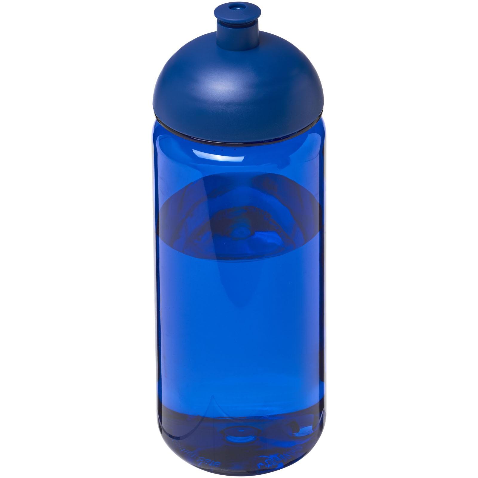 H2O Octave Tritan™ 600 ml dome lid sport bottle - Blue