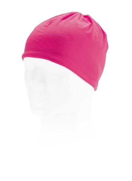 CHARLOTTE. Multifunction bandana - Pink