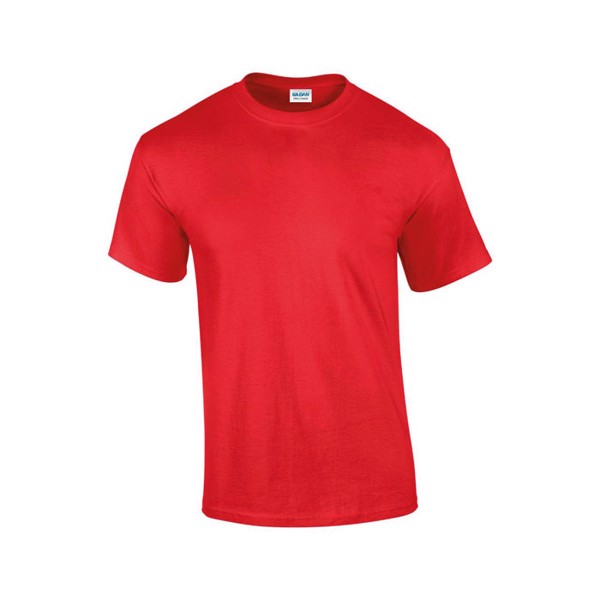 Tričko Ultra 205 g/m² T-Shirt Ultra - Red / 3XL