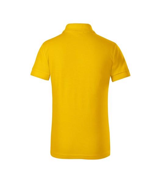 Polokošile dětská Malfini Pique Polo - Žlutá / 110 cm/4 roky