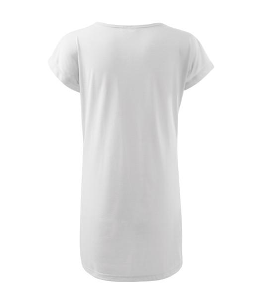 T-Shirt women's Malfini Love - White / XS