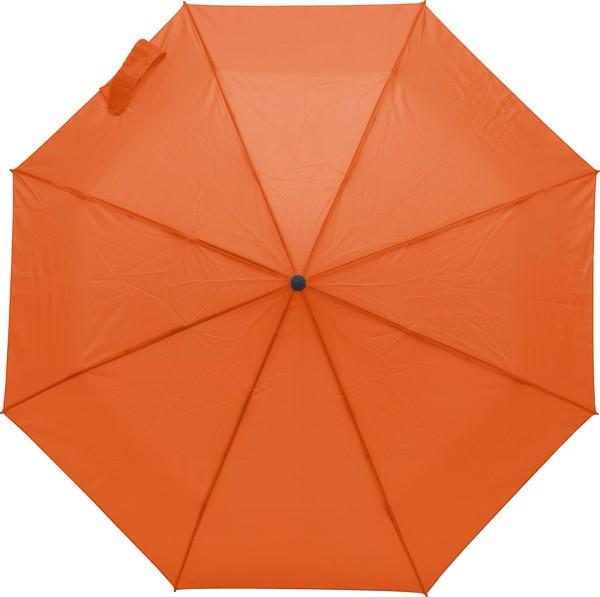 Regenschirm 'Marion' aus Polyester - Orange