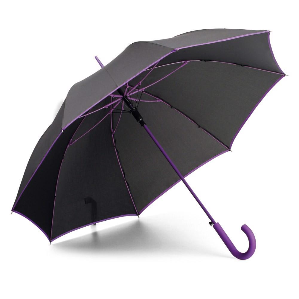 INVERZO. Umbrella - Μωβ